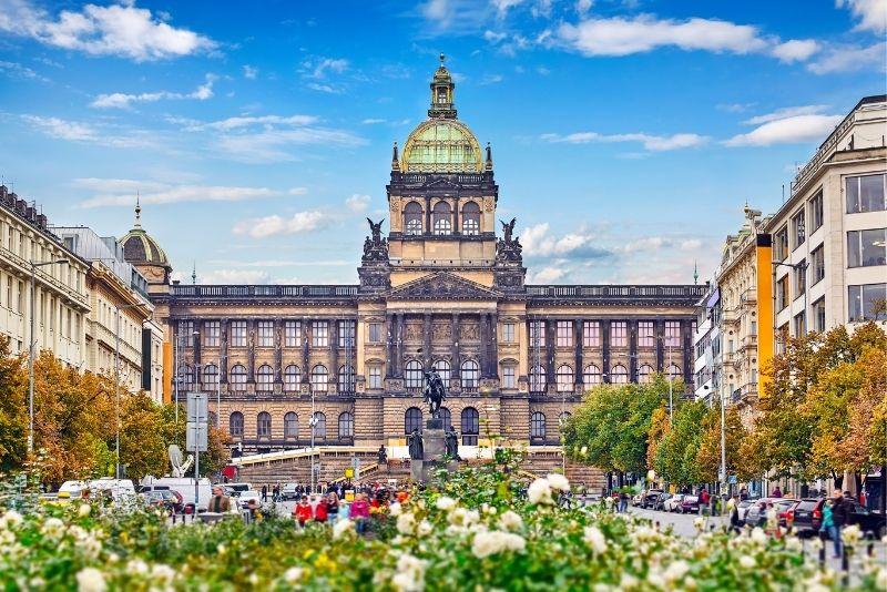 Museo Nazionale, Praga