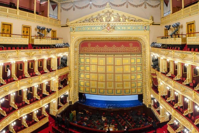 Teatro Nazionale, Praga
