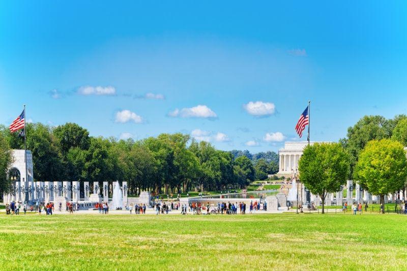 National World War II Memorial, Washington DC