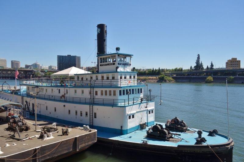 Oregon Maritime Museum, Portland