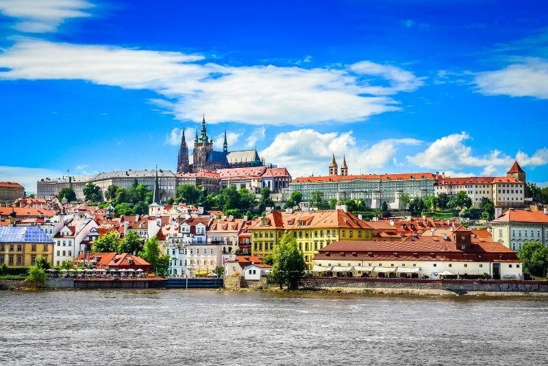 Tour del Castello di Praga a Praga
