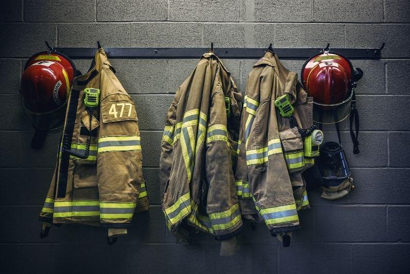 San Antonio Fire Museum, Texas