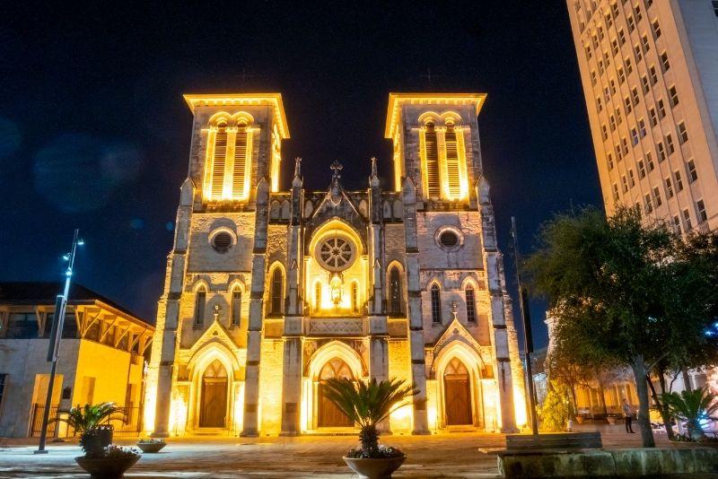 San Fernando De Bexar Cathedral, San Antonio