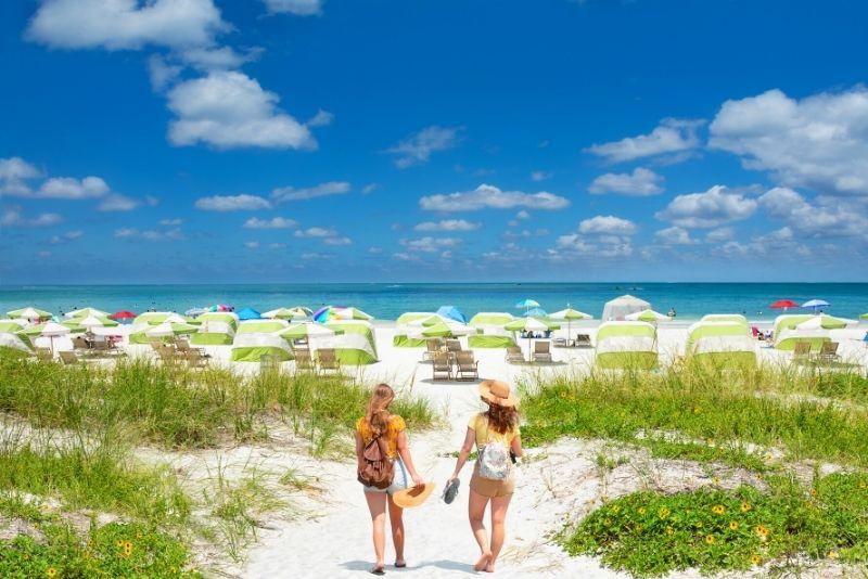 Sand Key Park, Florida