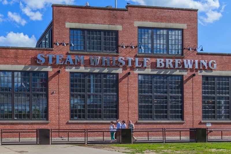 Steam Whistle Brewery, Toronto