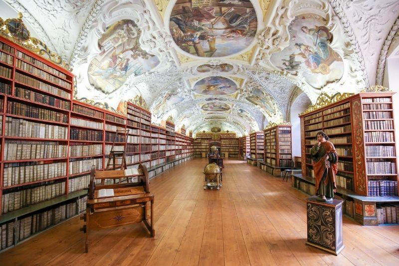 Monasterio de Strahov, Praga