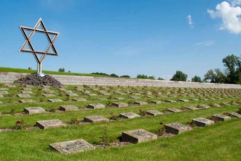 Campo de concentración de Terezin en Praga