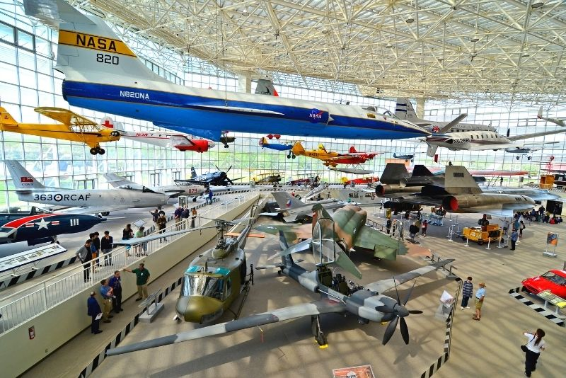 The Museum of Flight, Seattle