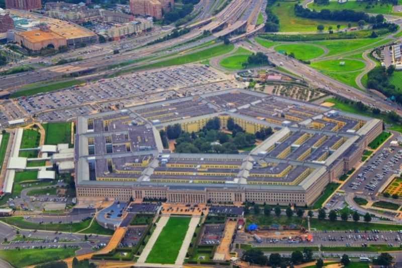 The Pentagon, Virginia