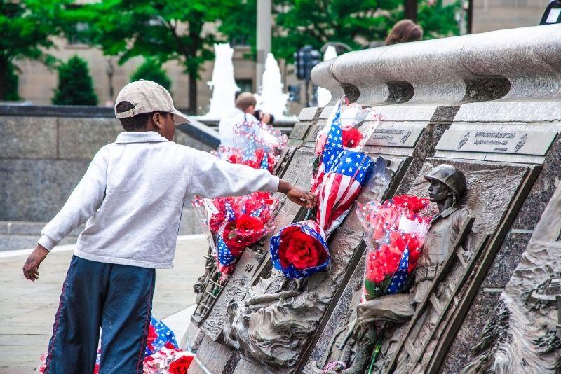 U.S. Navy Memorial, Washington DC