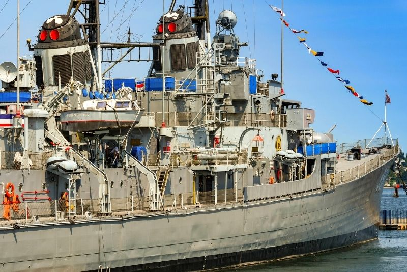 USS Turner Joy Historic Museum