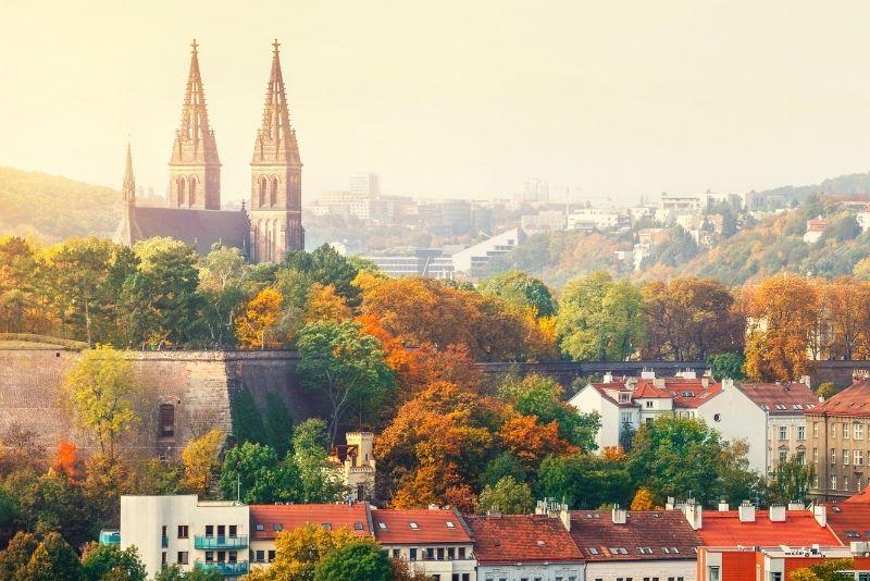 Vysehrad, Praga