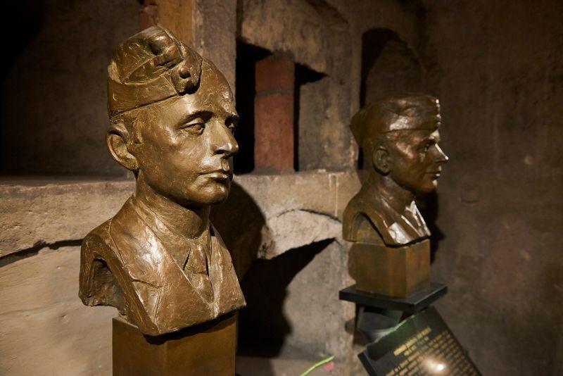 Tour della seconda guerra mondiale a Praga
