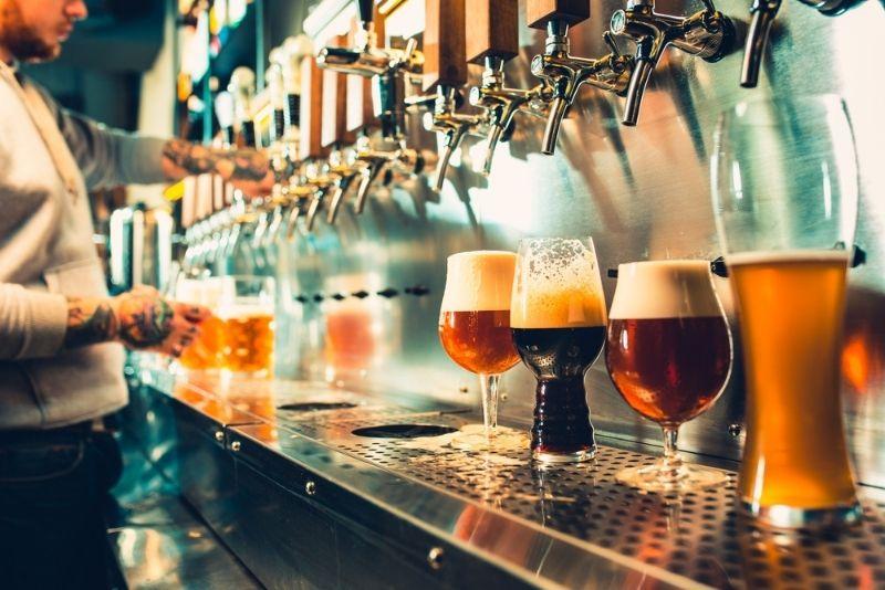beer tastings in Portland, Oregon