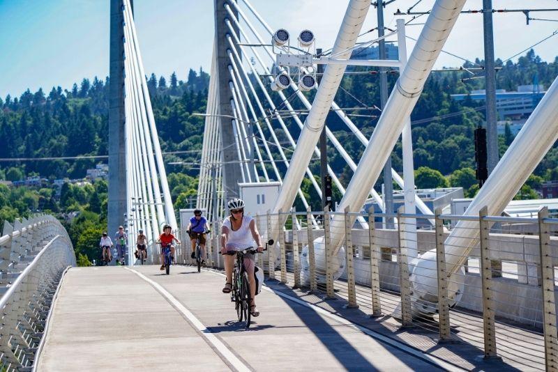 bike tours in Portland, Oregon