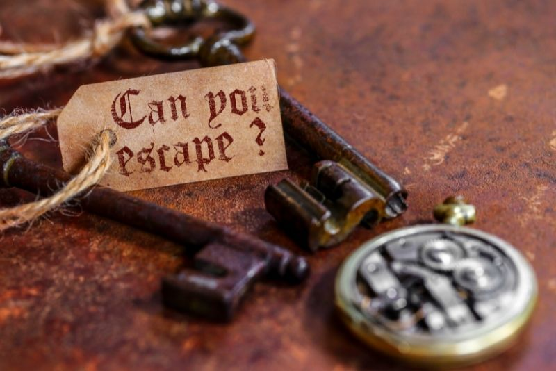 escape room in Clearwater