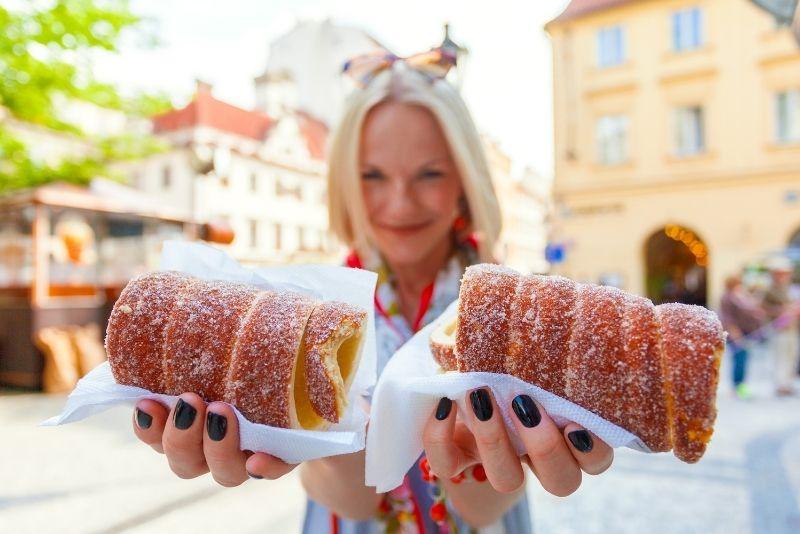 tour gastronómico en Praga