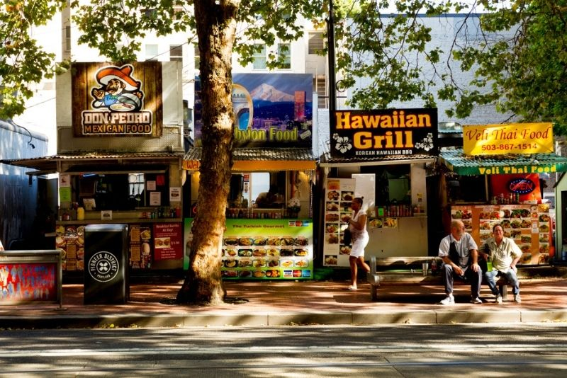 food tours in Portland, Oregon