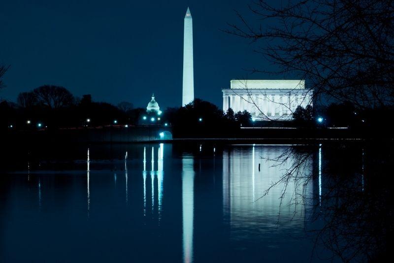 ghost tour in Washington DC