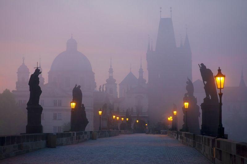 tours de fantasmas en Praga