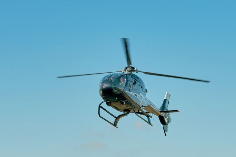 helicopter tours in San Antonio