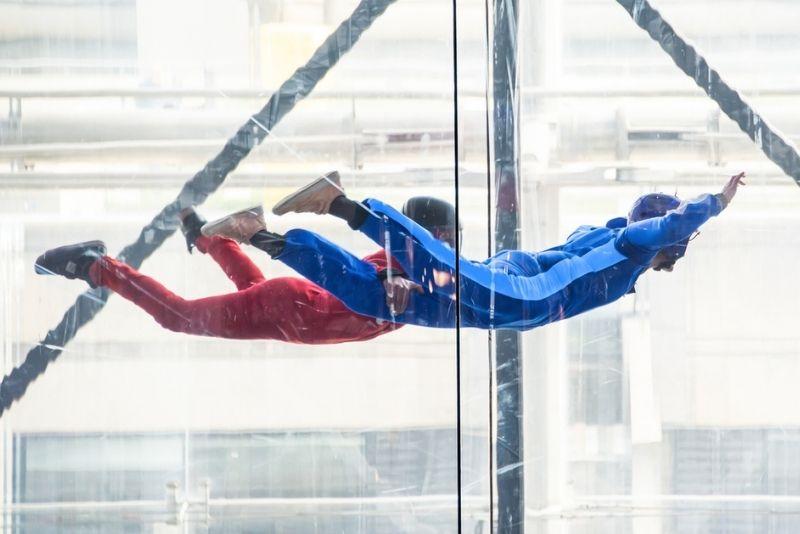 indoor skydiving in San Antonio