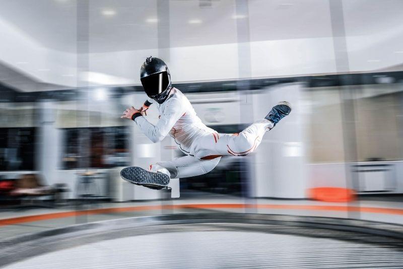 indoor skydiving in Seattle
