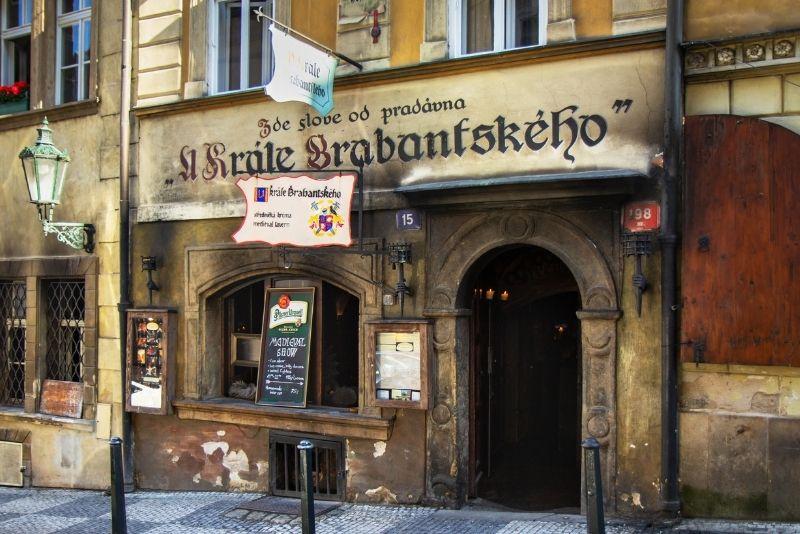cene medievali a Praga