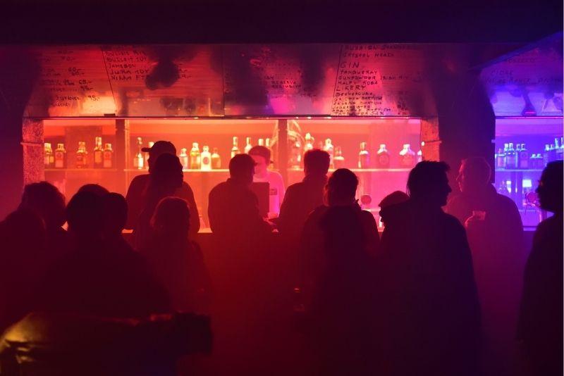 giro dei pub a Praga