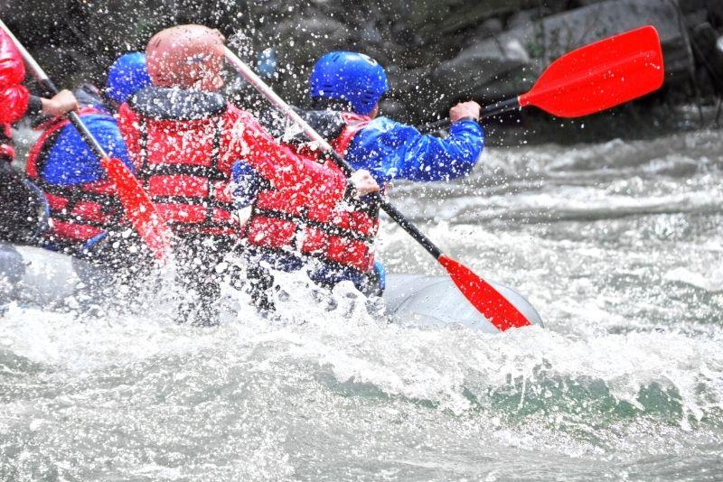 rafting in Seattle
