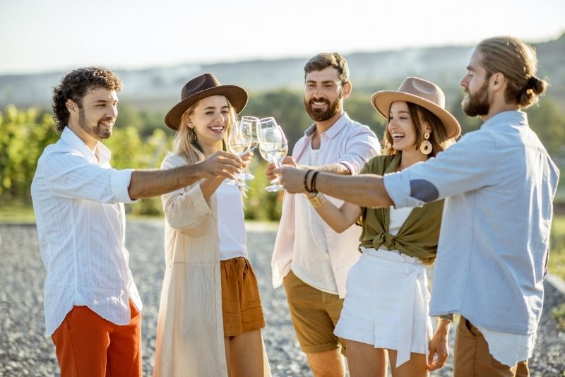 wine tours and tastings in San Antonio