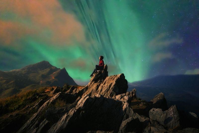Aurora Museum in Iceland