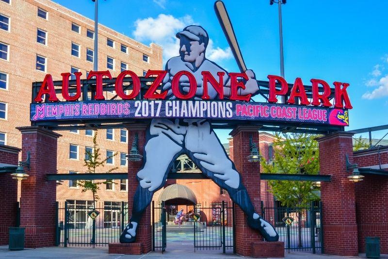AutoZone Park, Memphis