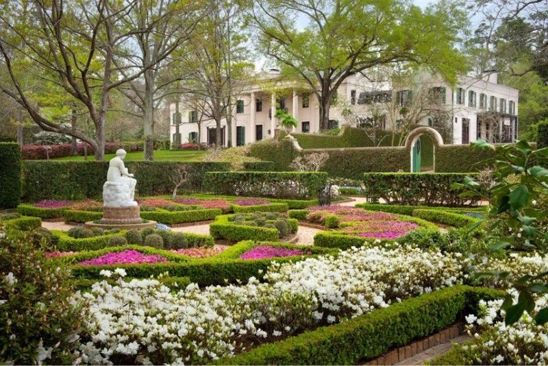 Bayou Bend Collection and Gardens, Houston