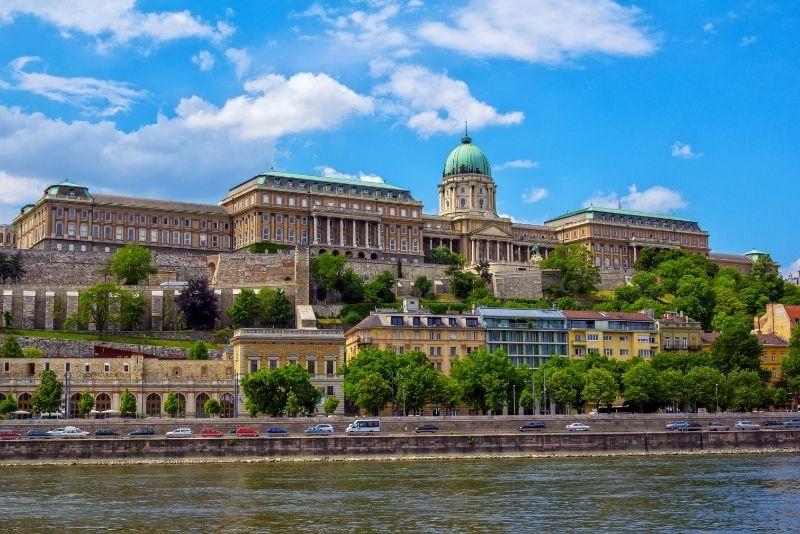Buda Castle tickets