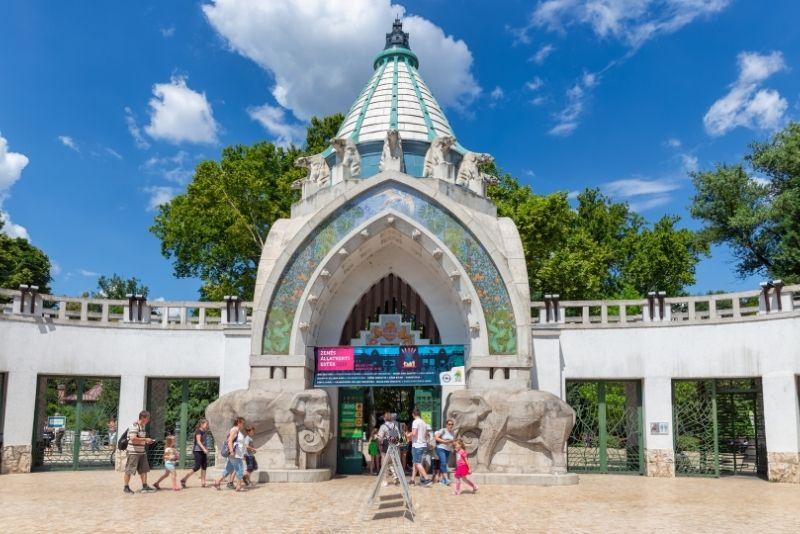 Budapest Zoo tickets