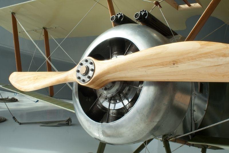 Cavanaugh Flight Museum, Dallas