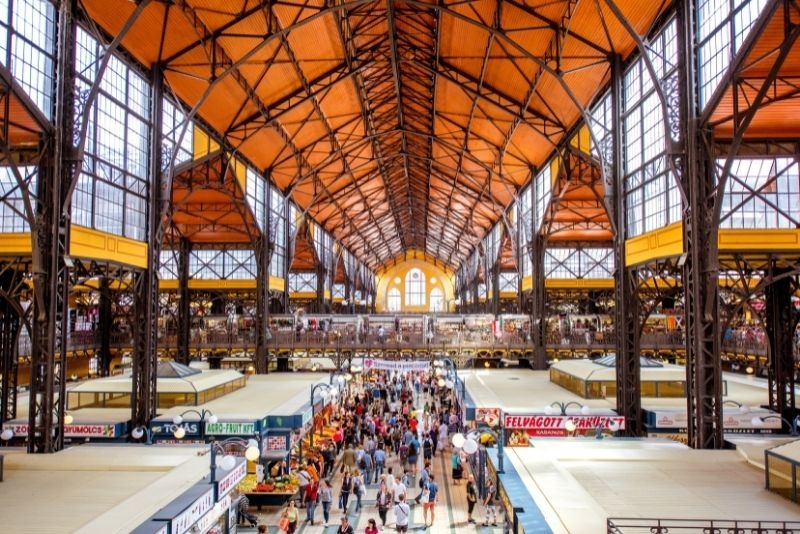 Central Market Hall tours