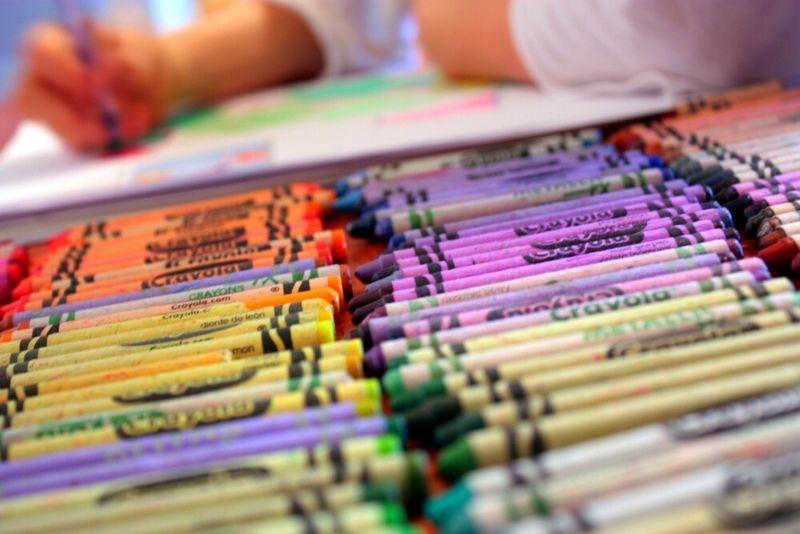 Crayola Experience Plano, Dallas