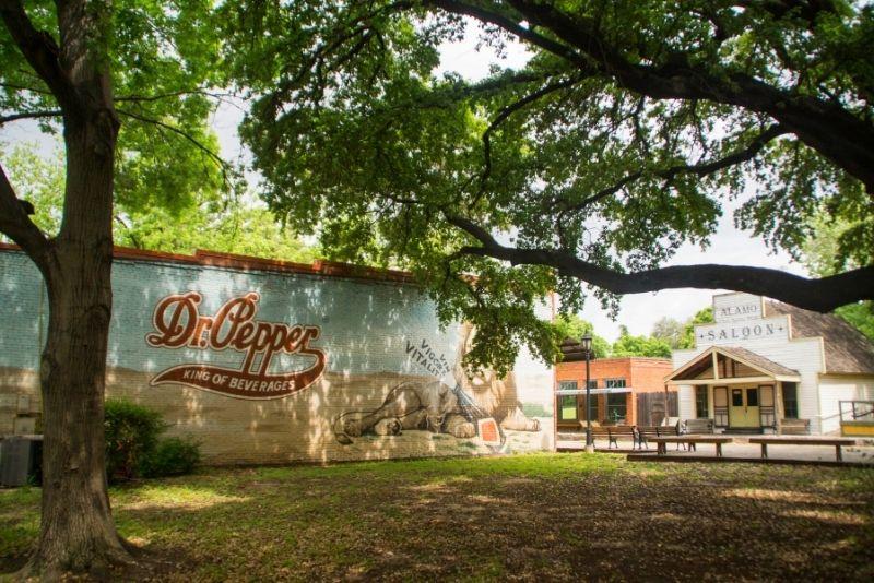 Dallas Heritage Village, Dallas