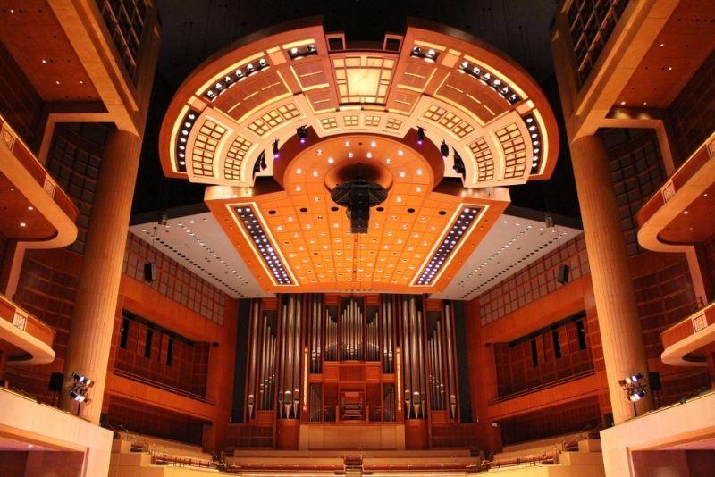 Dallas Symphony Orchestra at the Meyerson Symphony Center, Dallas