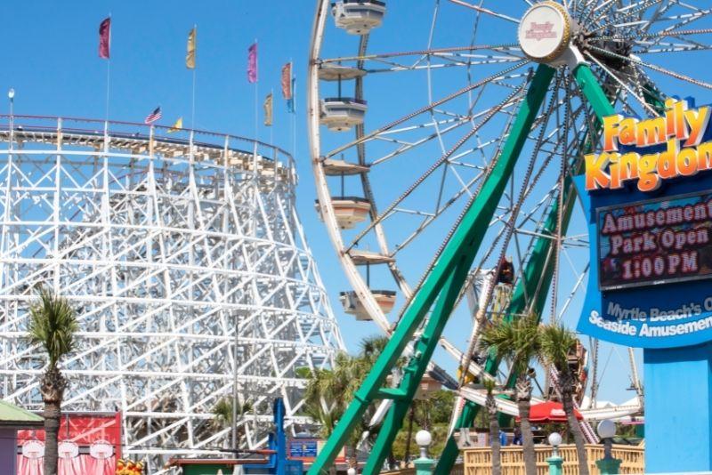 Family Kingdom Amusement Park, Myrtle Beach