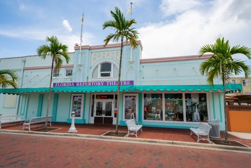 Florida Repertory Theatre, Fort Myers
