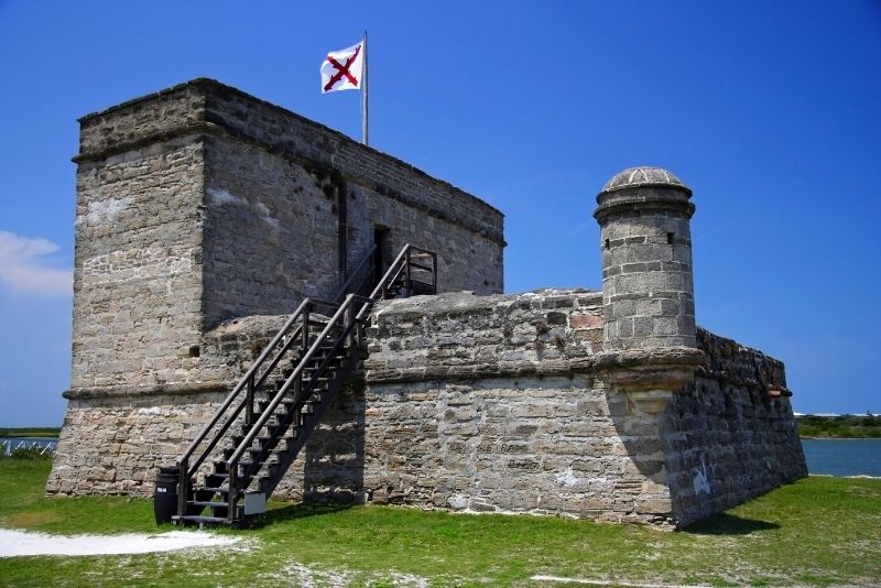 Fort Matanzas National Monument, St Augustine
