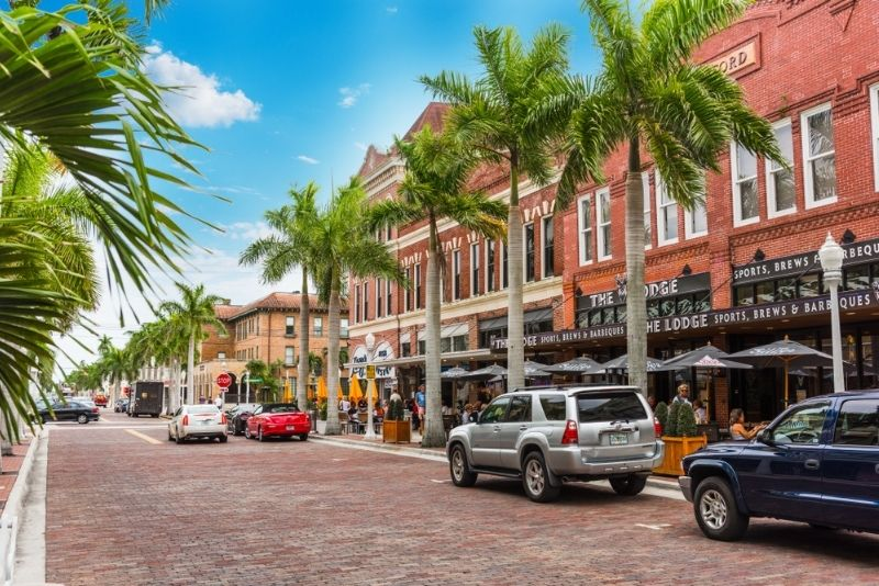 Fort Myers River District, Florida