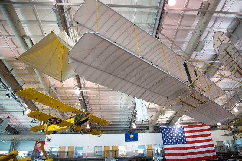 Frontiers of Flight Museum, Dallas