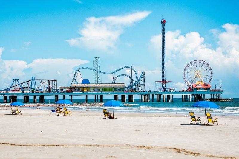 Galveston trips from Houston