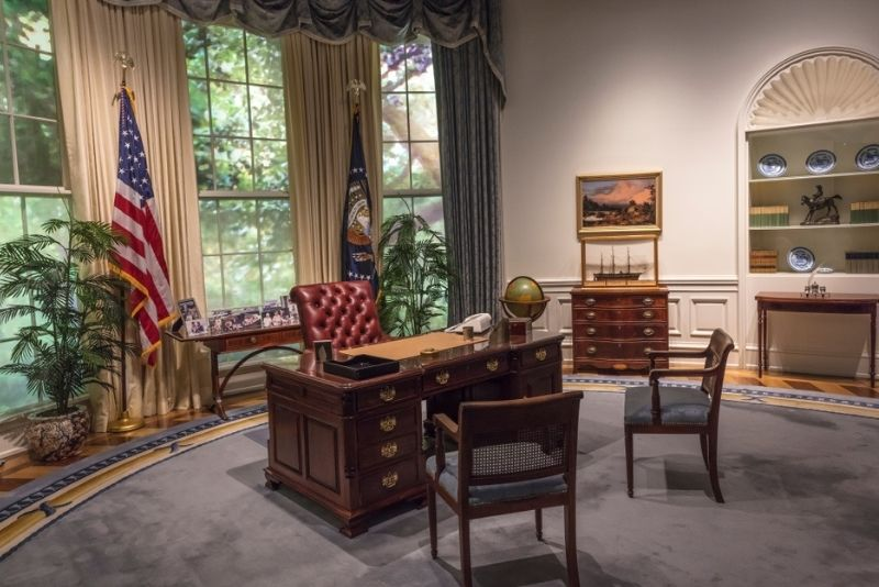 George W. Bush Presidential Library and Museum, Dallas