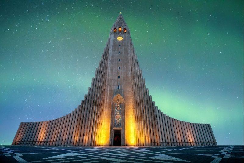 Chiesa Hallgrimskirkja, Islanda
