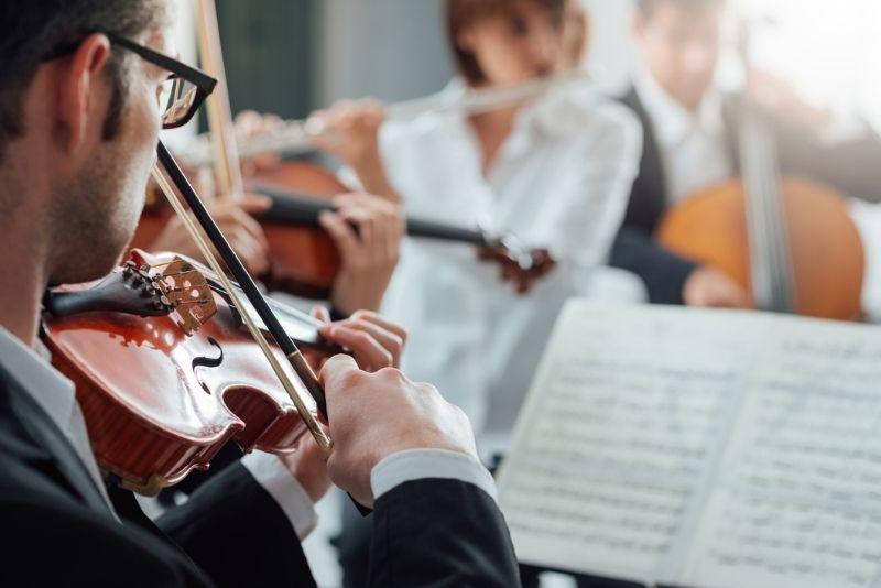 Sala concerti e centro conferenze Harpa in Islanda